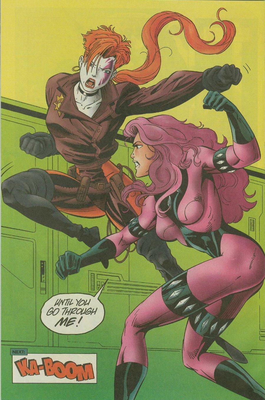 Read online Siren comic -  Issue #2 - 24