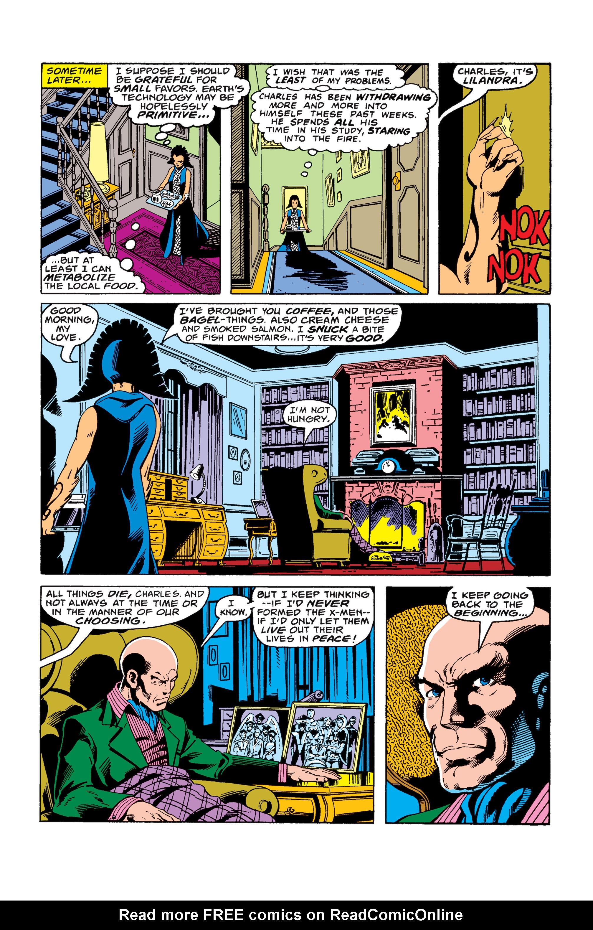 Read online Uncanny X-Men (1963) comic -  Issue #117 - 6