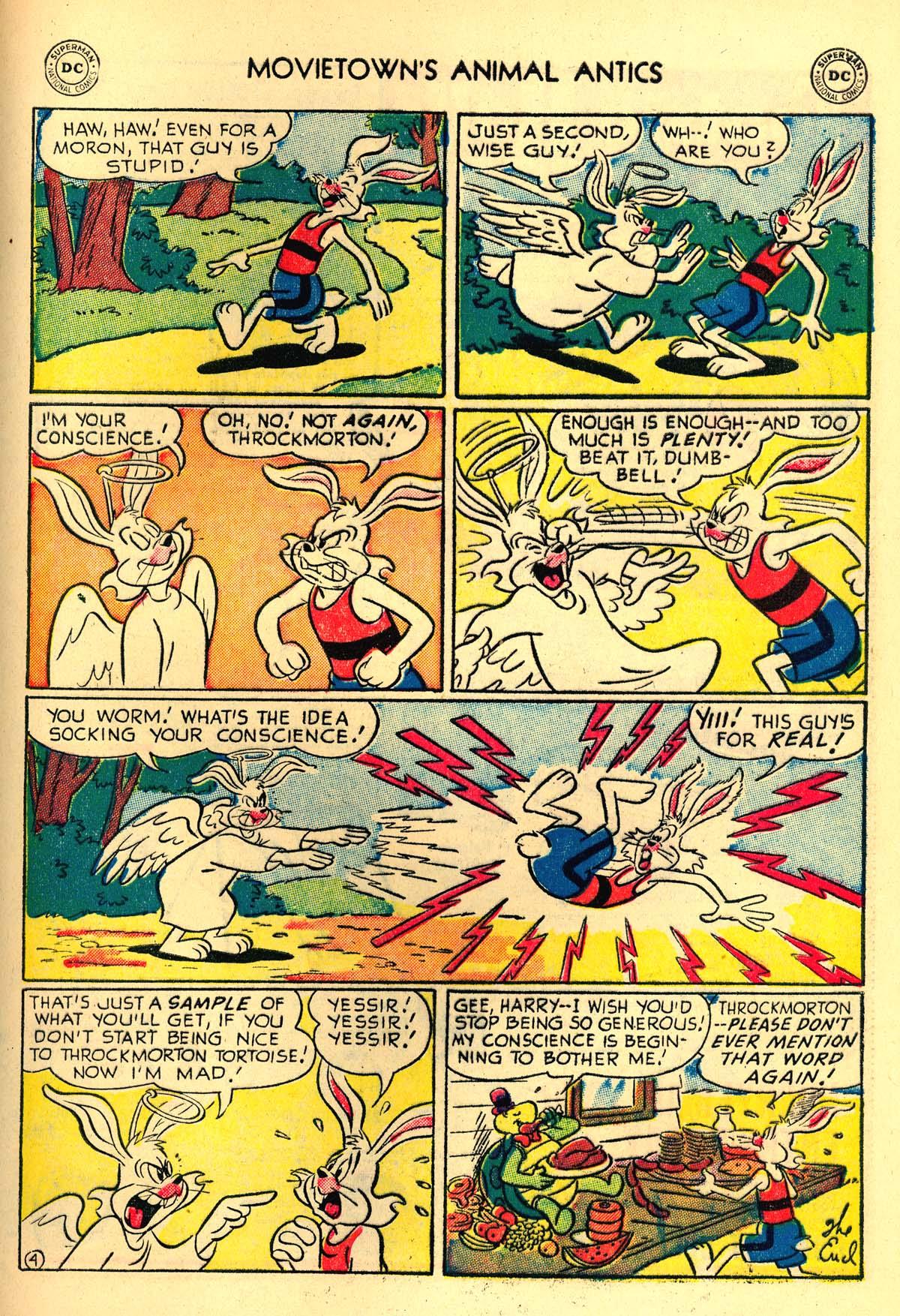Read online Animal Antics comic -  Issue #47 - 33