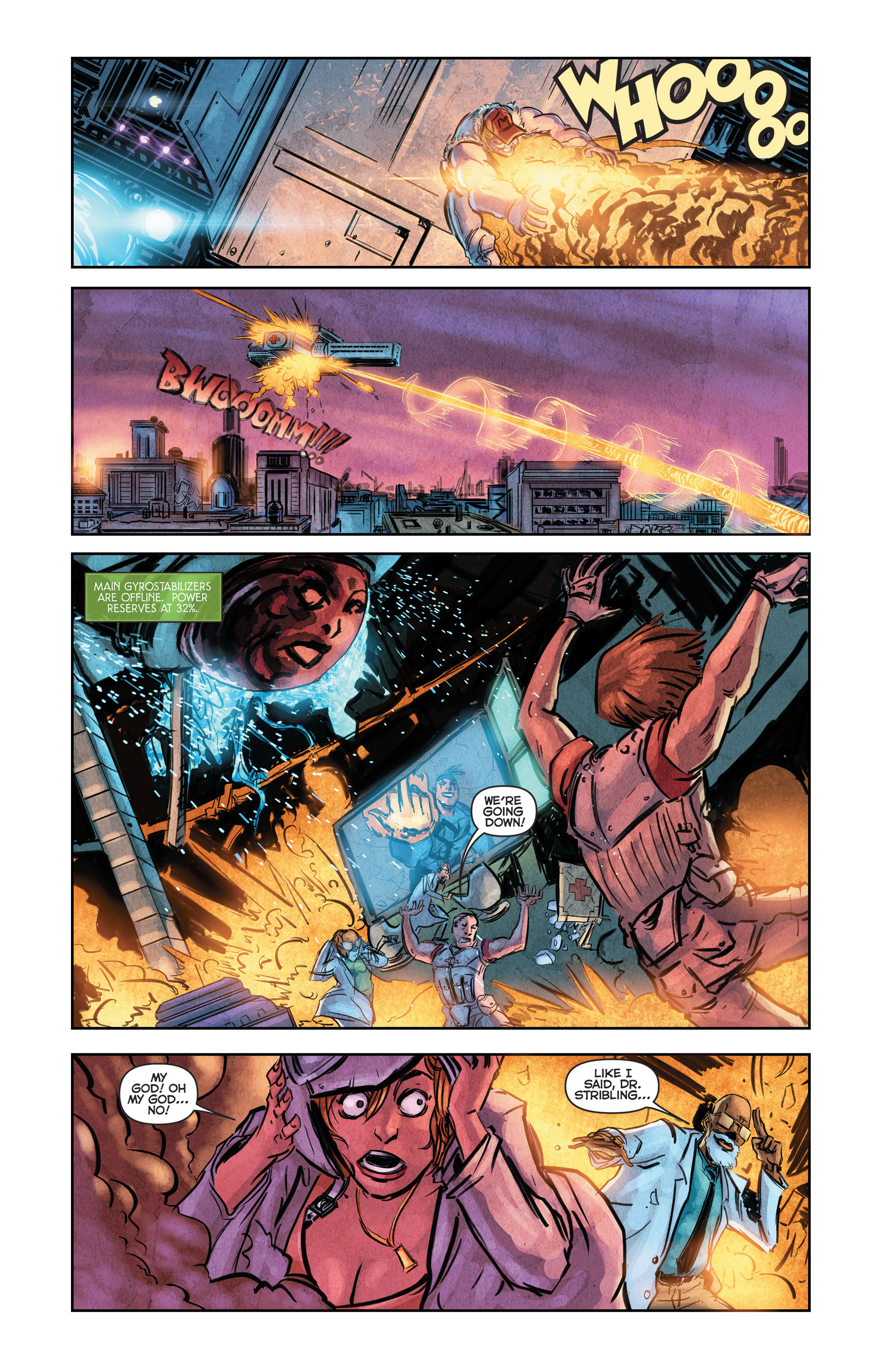 Read online Medisin comic -  Issue #1 - 23
