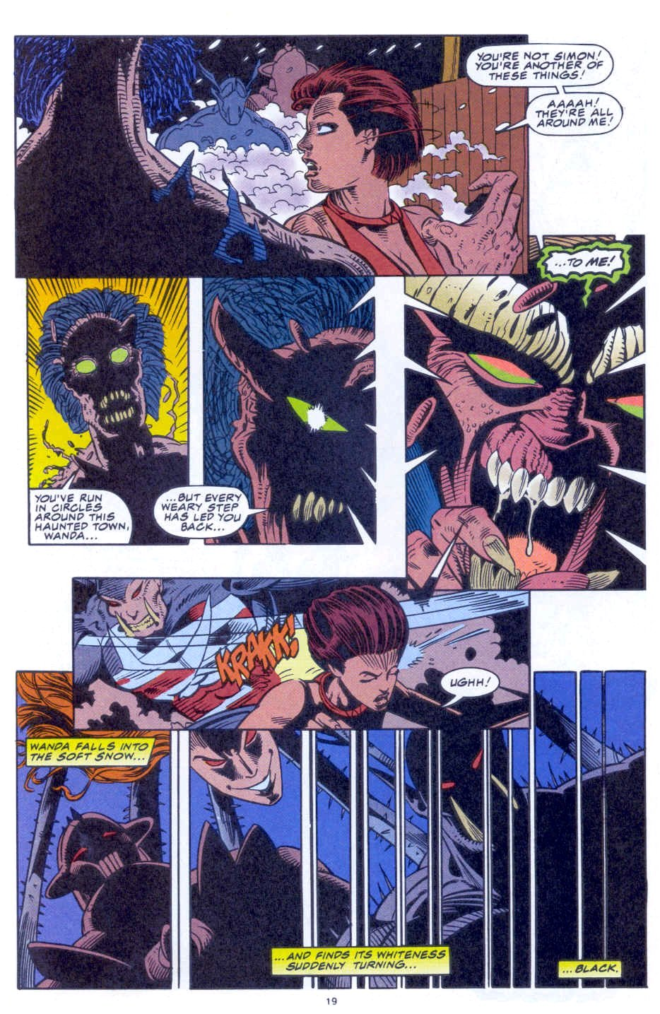 Scarlet Witch (1994) Issue #3 #3 - English 17