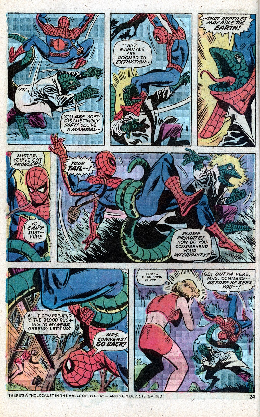 Giant-Size Spider-Man (1974) issue 5 - Page 26