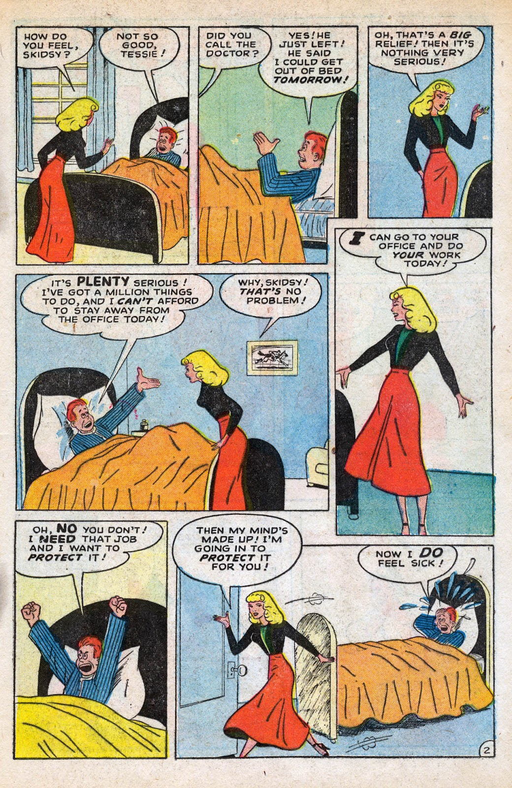 Read online Gay Comics comic -  Issue #40 - 21