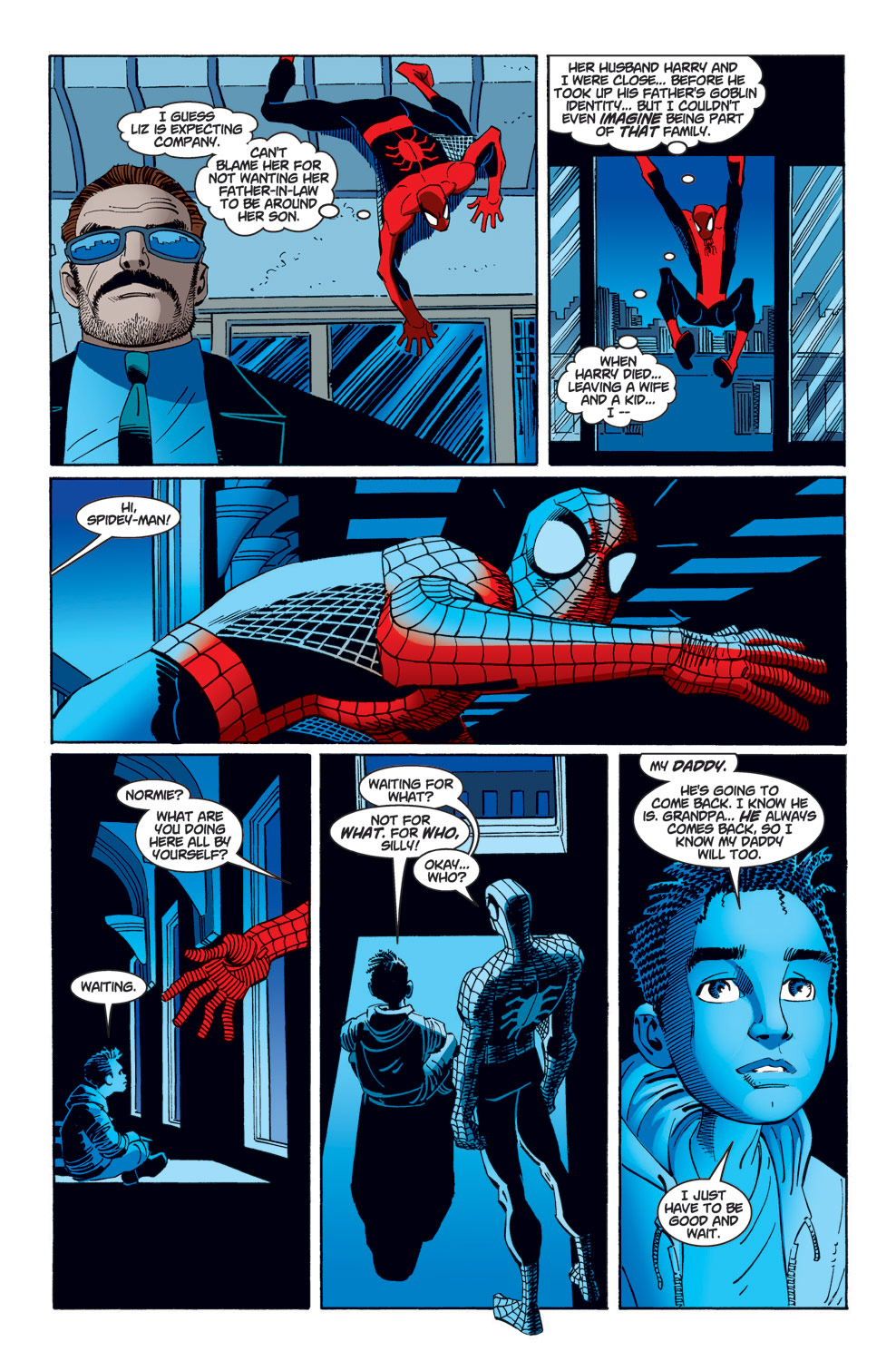 The Amazing Spider-Man (1999) 25 Page 15