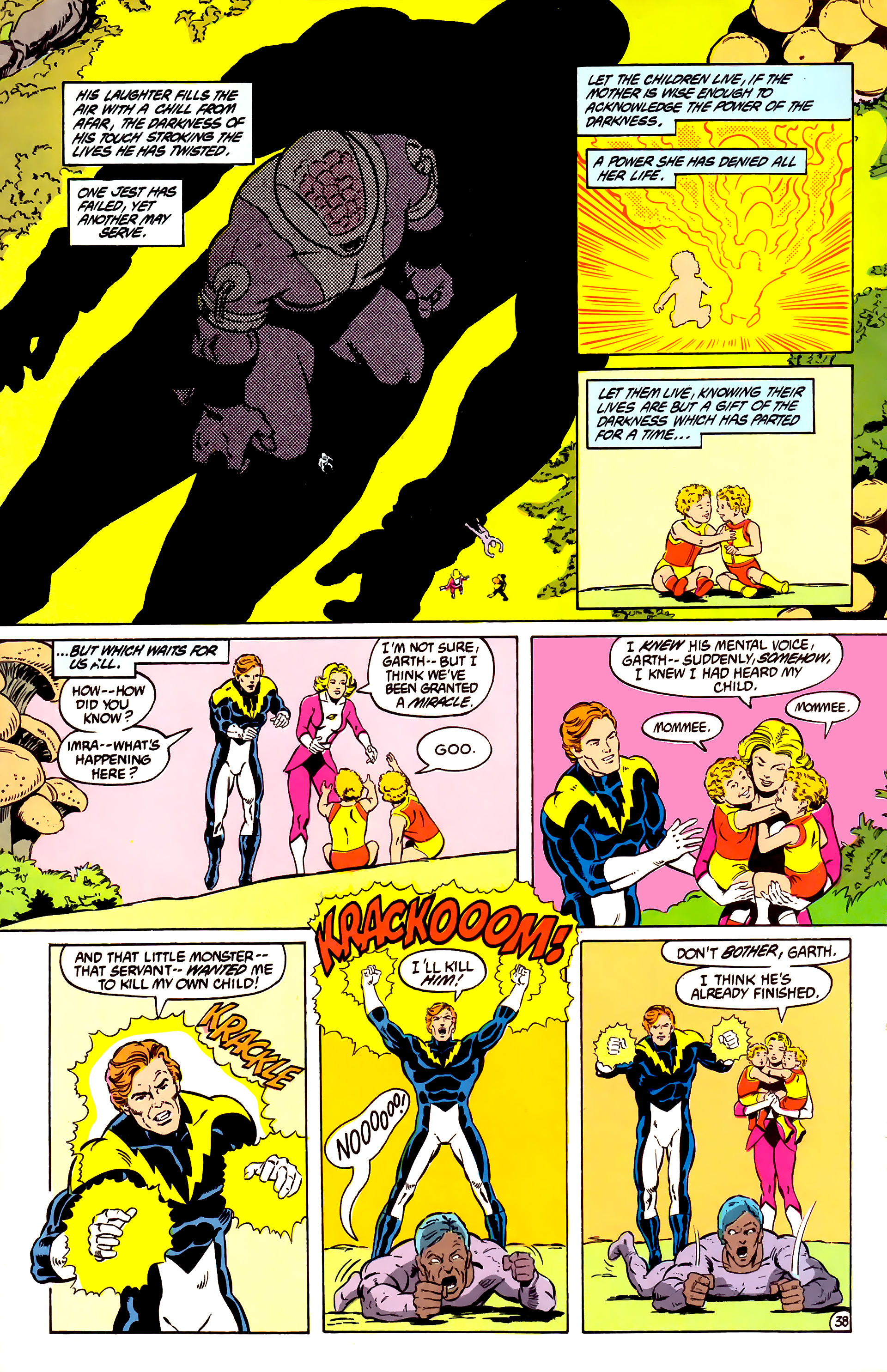 Legion of Super-Heroes (1984) _Annual_2 Page 39