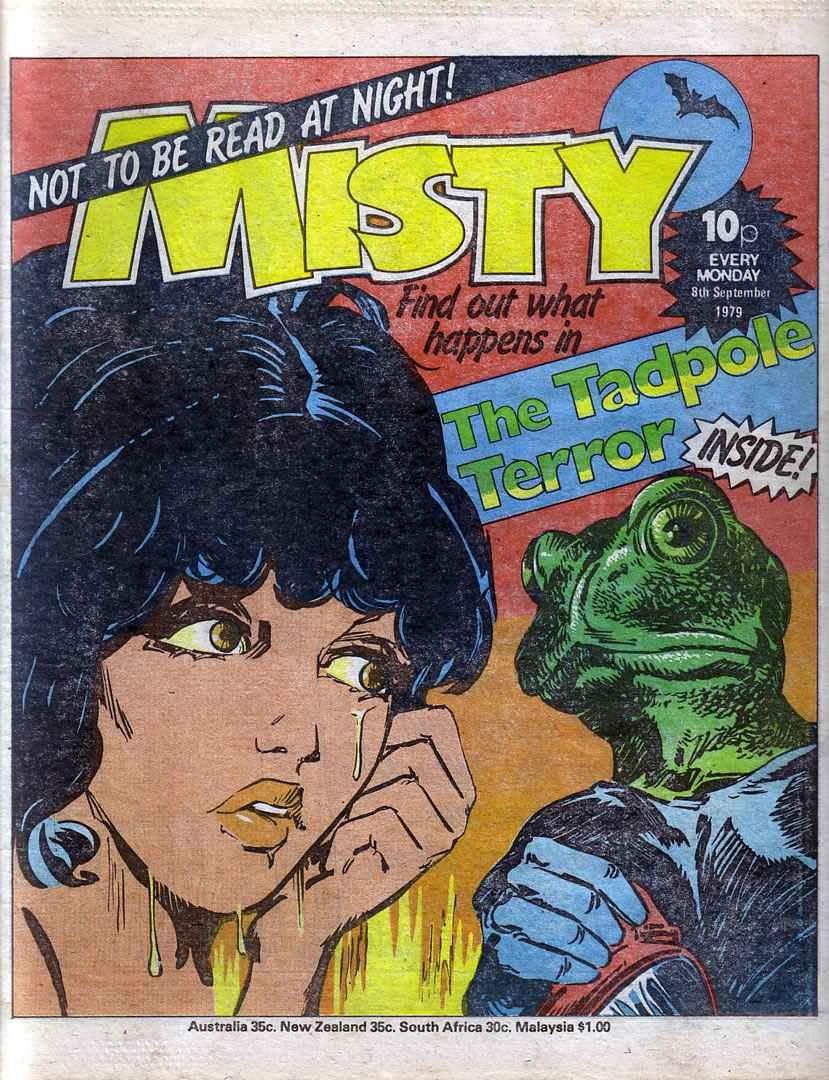 Misty (1978) 83 Page 1