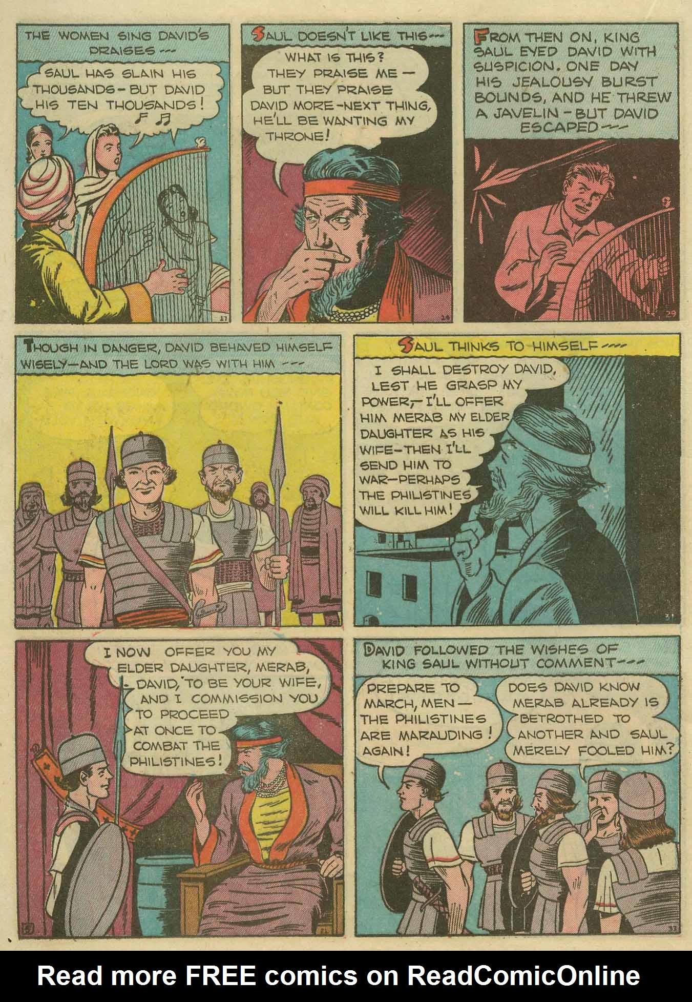Read online Sensation (Mystery) Comics comic -  Issue #14 - 30