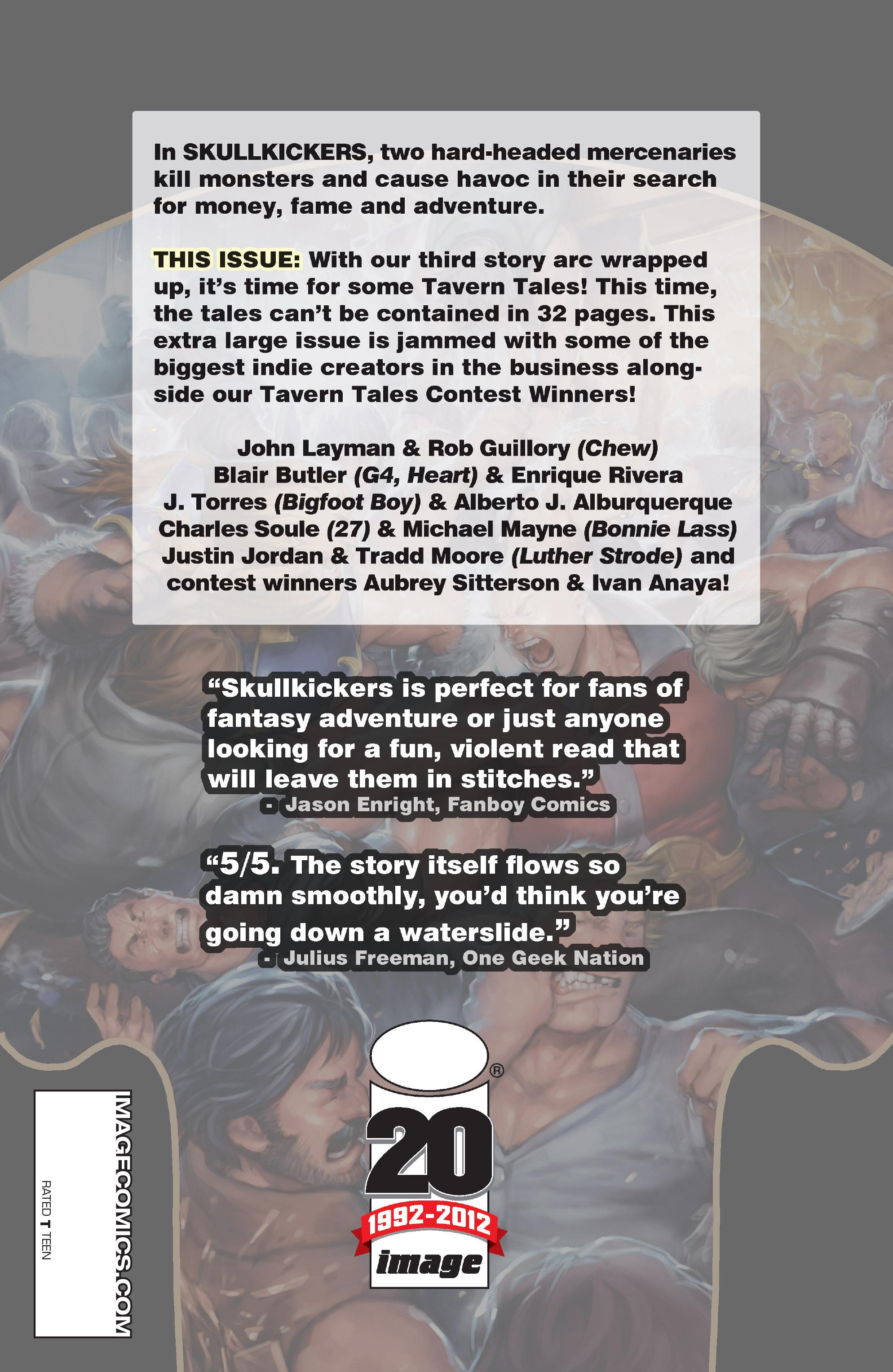 Read online Skullkickers comic -  Issue #18 - 40