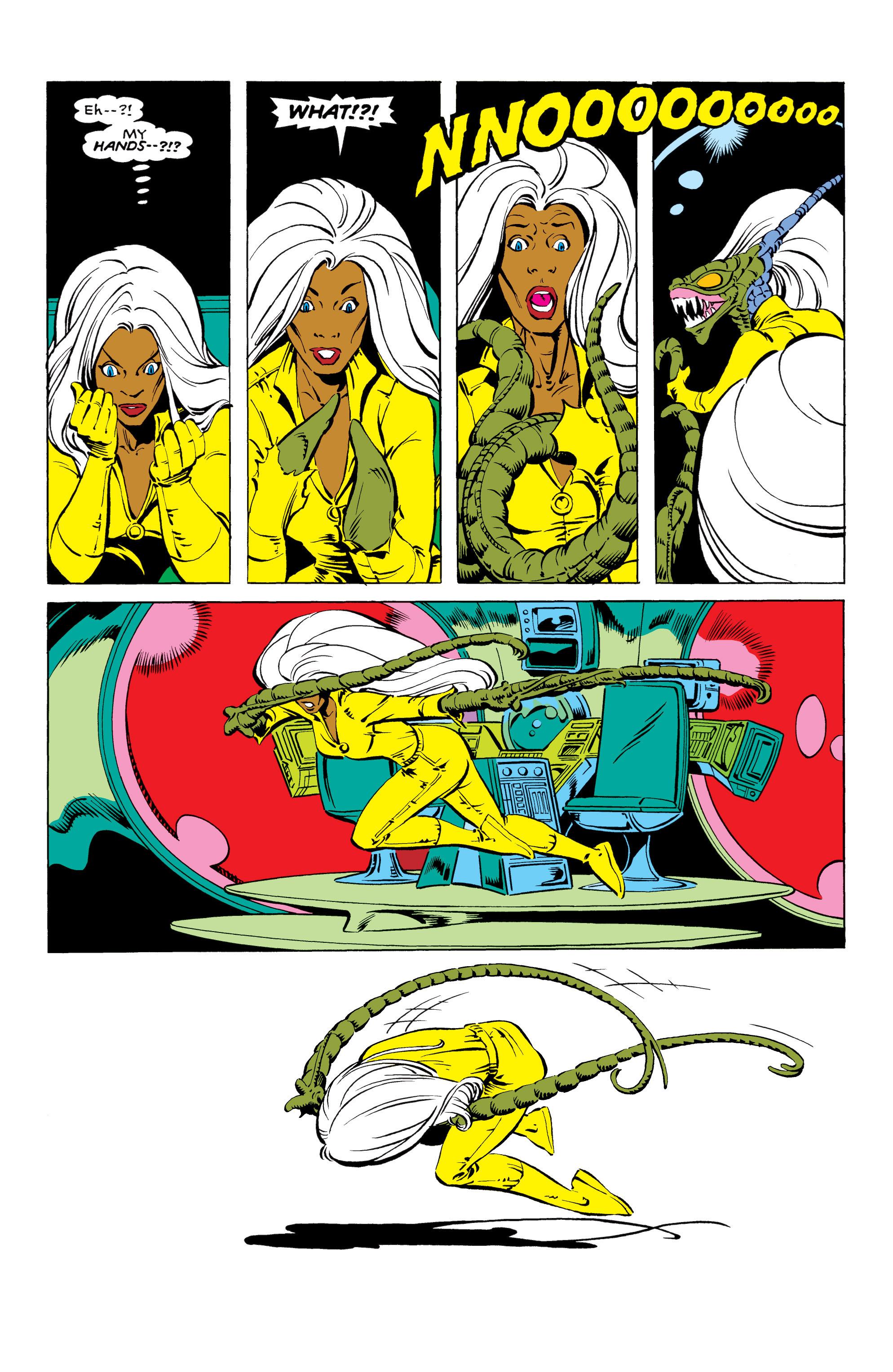 Read online Uncanny X-Men (1963) comic -  Issue #165 - 10