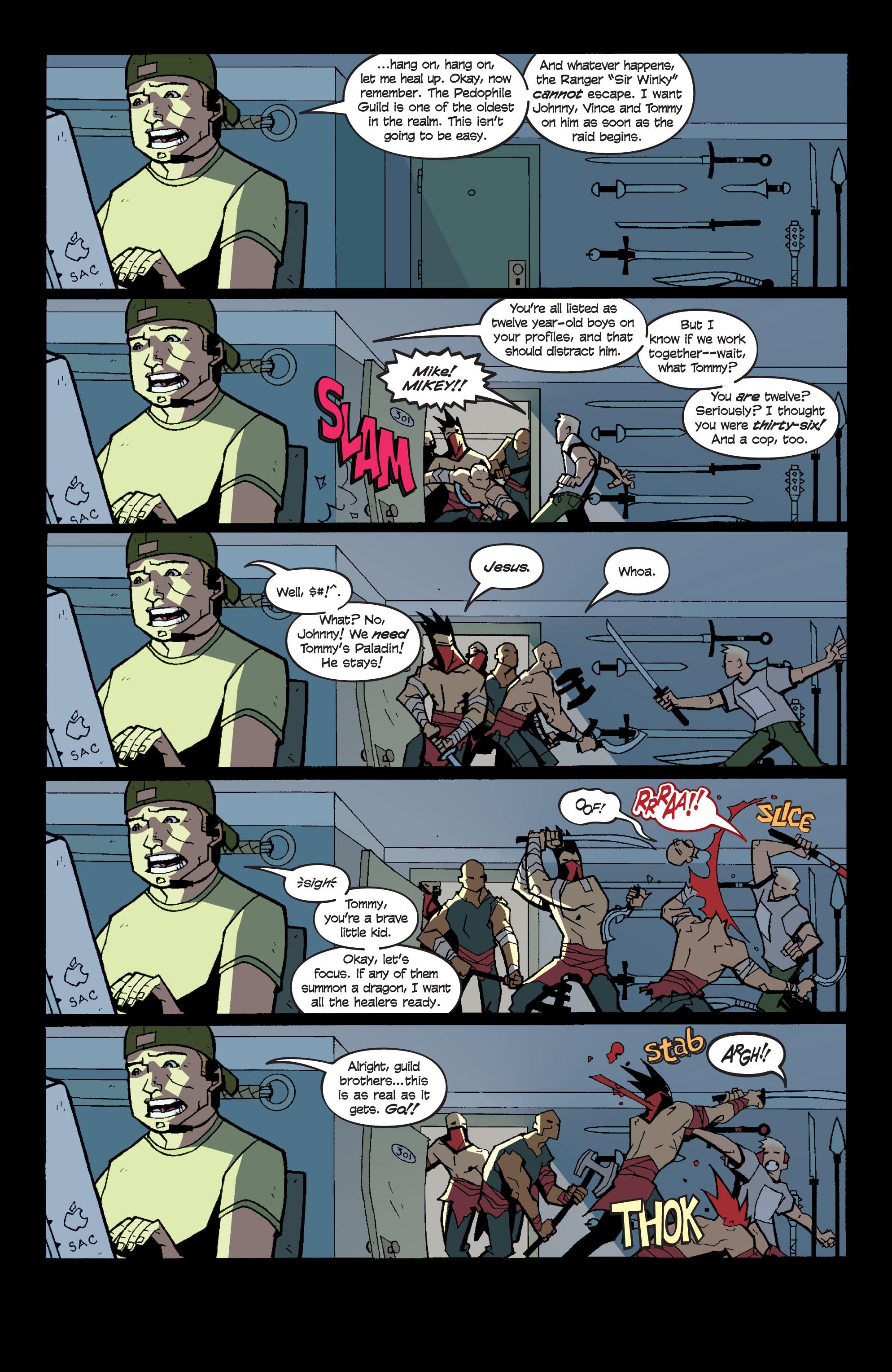 Read online Killer Of Demons comic -  Issue #2 - 25