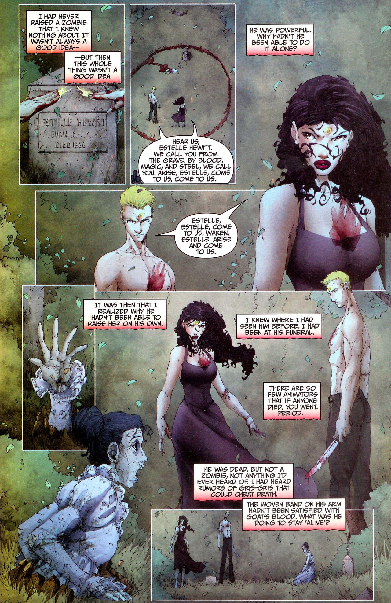 Read online Anita Blake, Vampire Hunter: Guilty Pleasures comic -  Issue #7 - 15