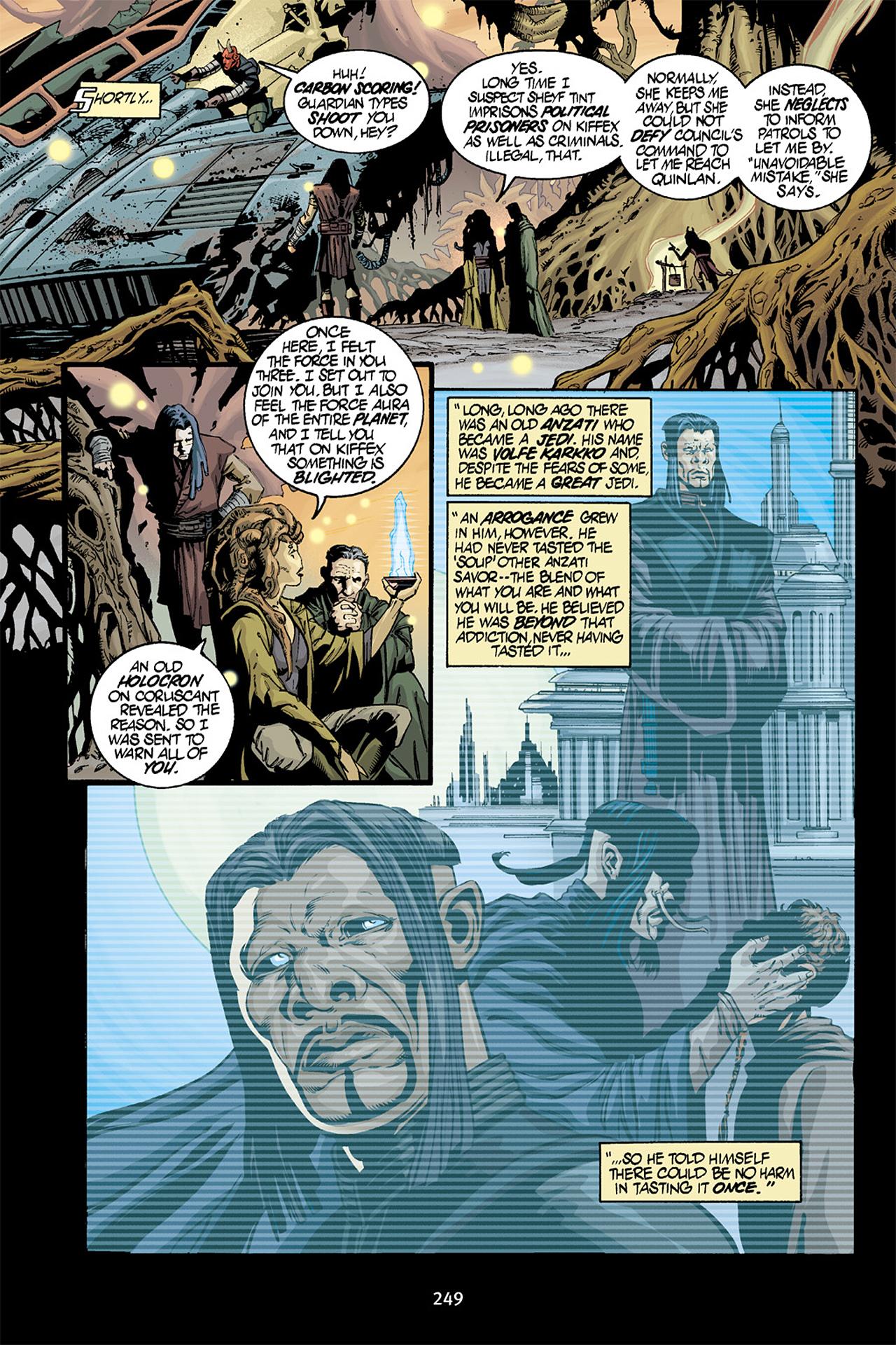 Read online Star Wars Omnibus comic -  Issue # Vol. 15 - 246