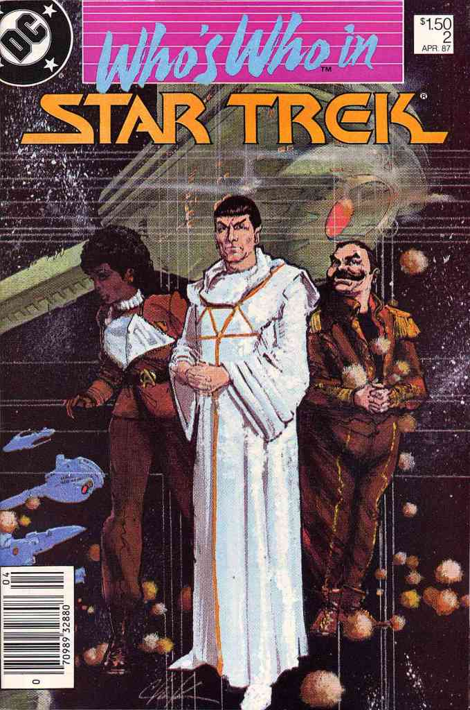 Whos Who in Star Trek 2 Page 1