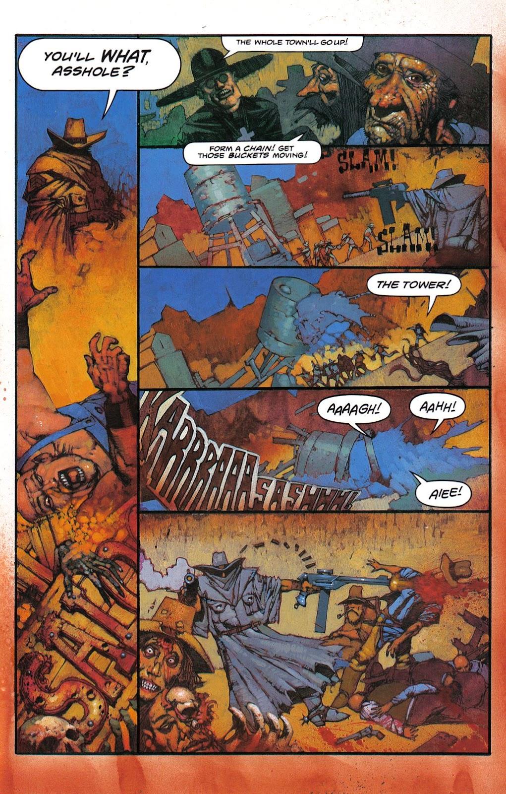 Read online Bisley's Scrapbook comic -  Issue # Full - 31