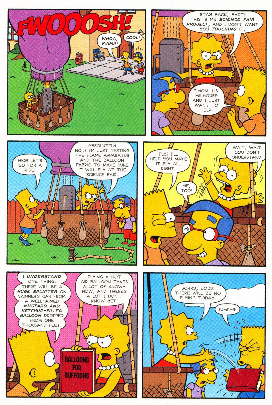 Read online Simpsons Comics Presents Bart Simpson comic -  Issue #27 - 3