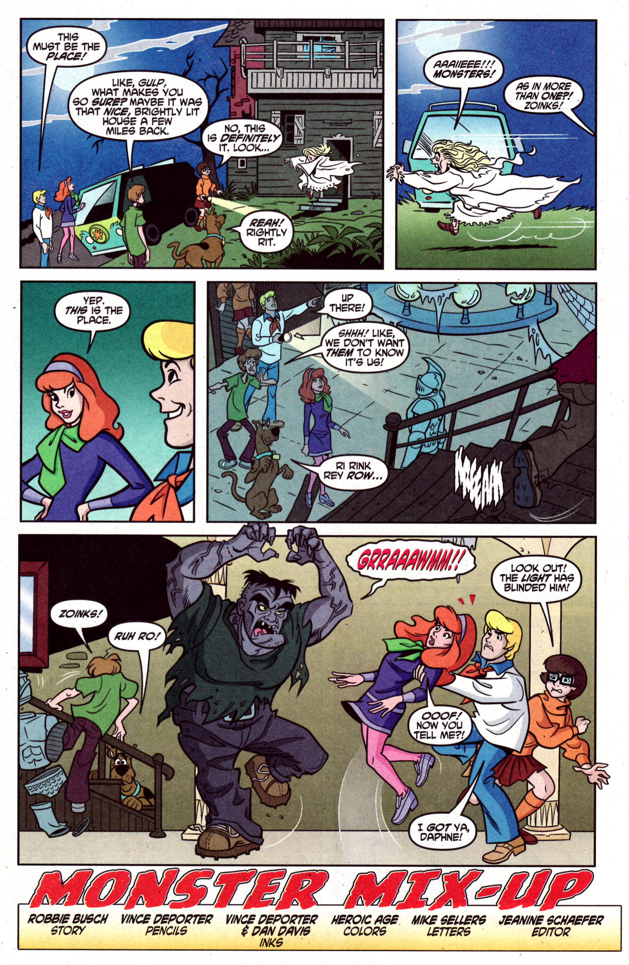 Read online Scooby-Doo (1997) comic -  Issue #125 - 11
