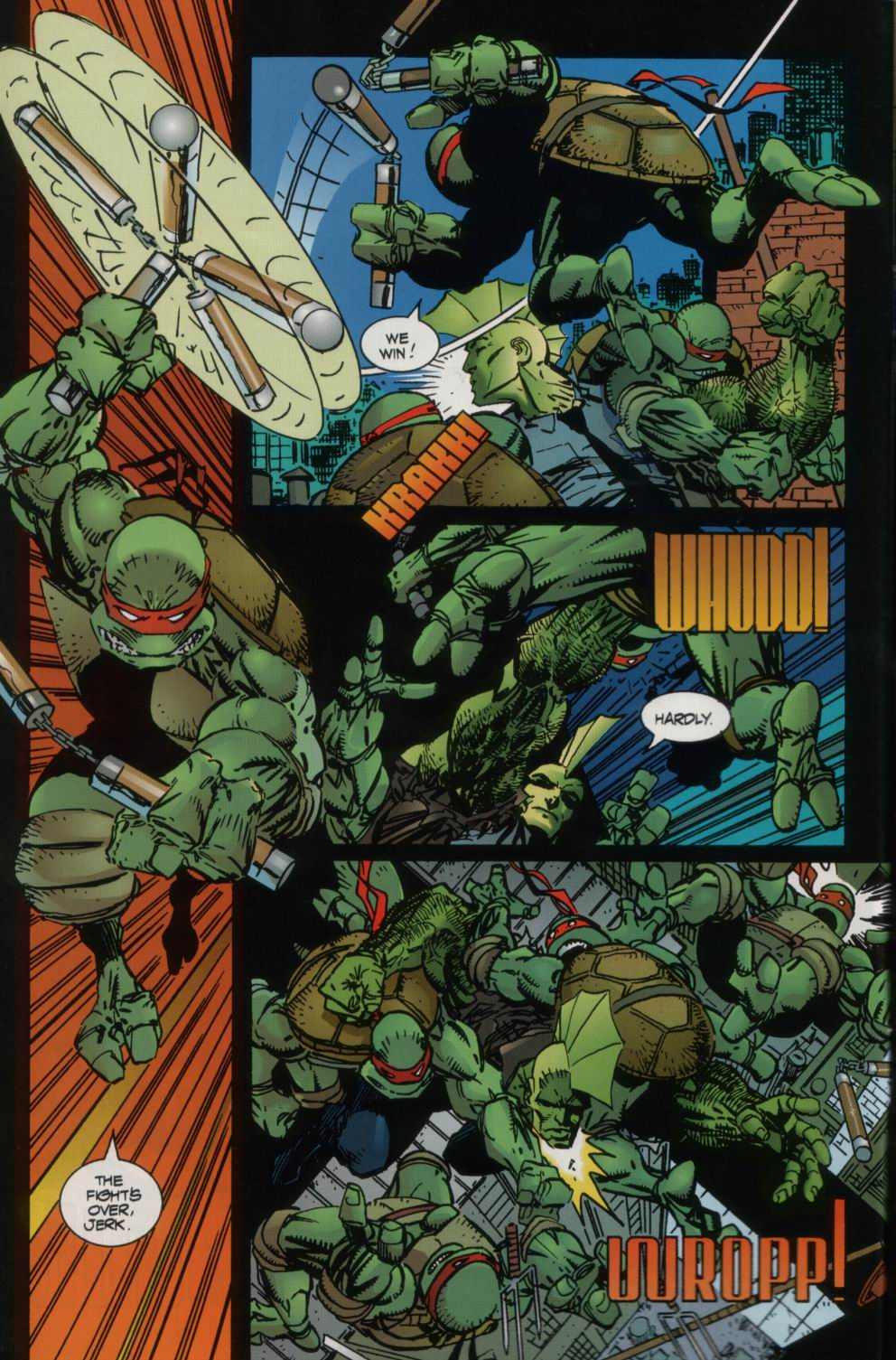 The Savage Dragon (1993) Issue #2 #4 - English 9