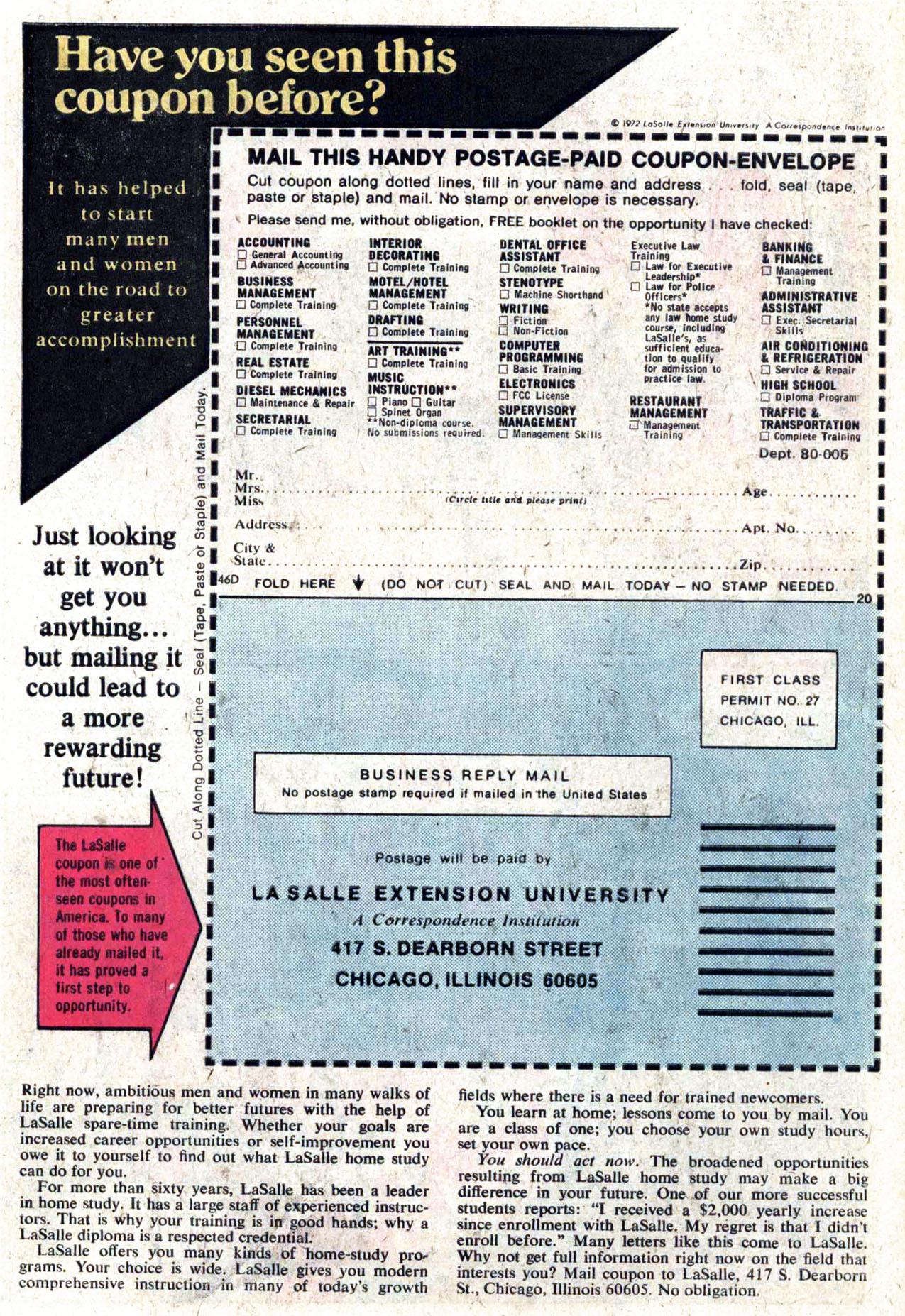 Read online Amazing Adventures (1970) comic -  Issue #38 - 23