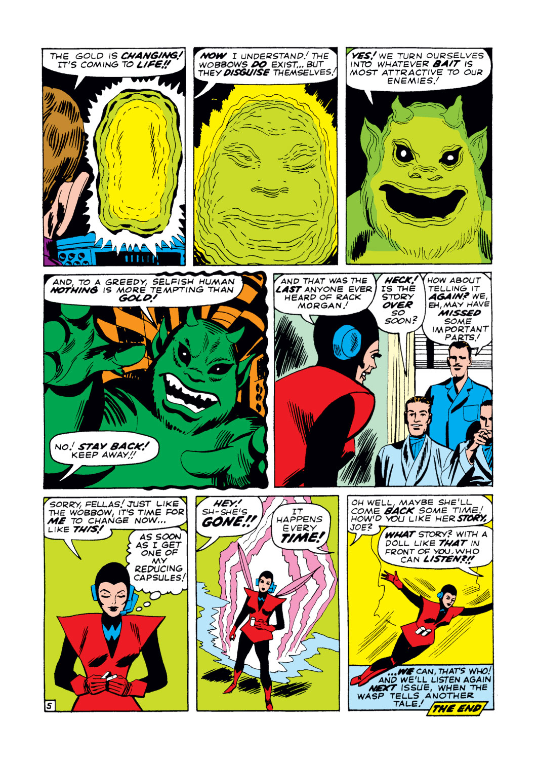 Tales to Astonish (1959) issue 51 - Page 19