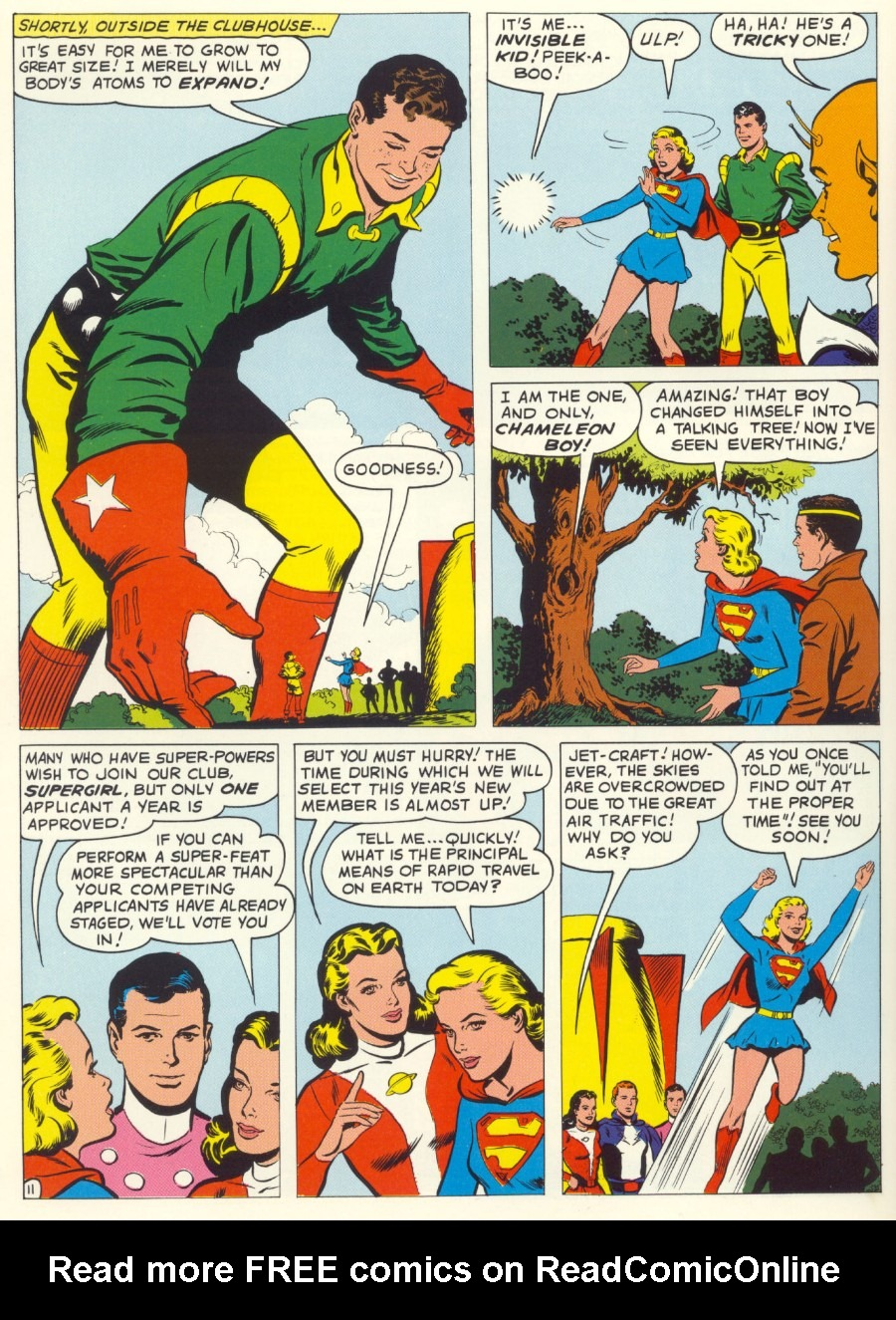 Read online Adventure Comics (1938) comic -  Issue #492 - 45