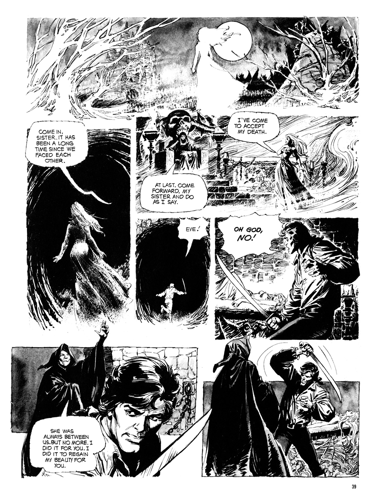 Read online Eerie Archives comic -  Issue # TPB 10 - 40