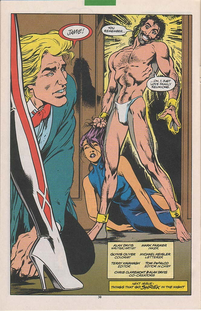 Excalibur (1988) issue 55 - Page 23