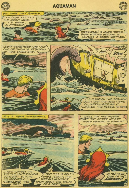 Read online Aquaman (1962) comic -  Issue #13 - 16