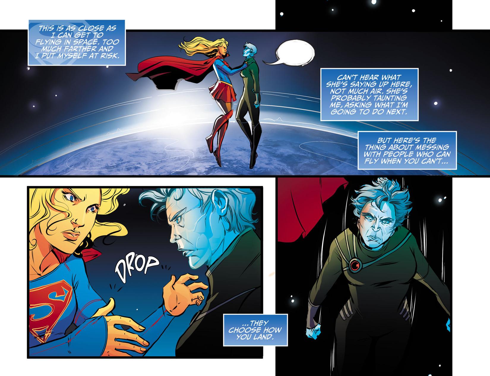 Read online Adventures of Supergirl comic -  Issue #13 - 5