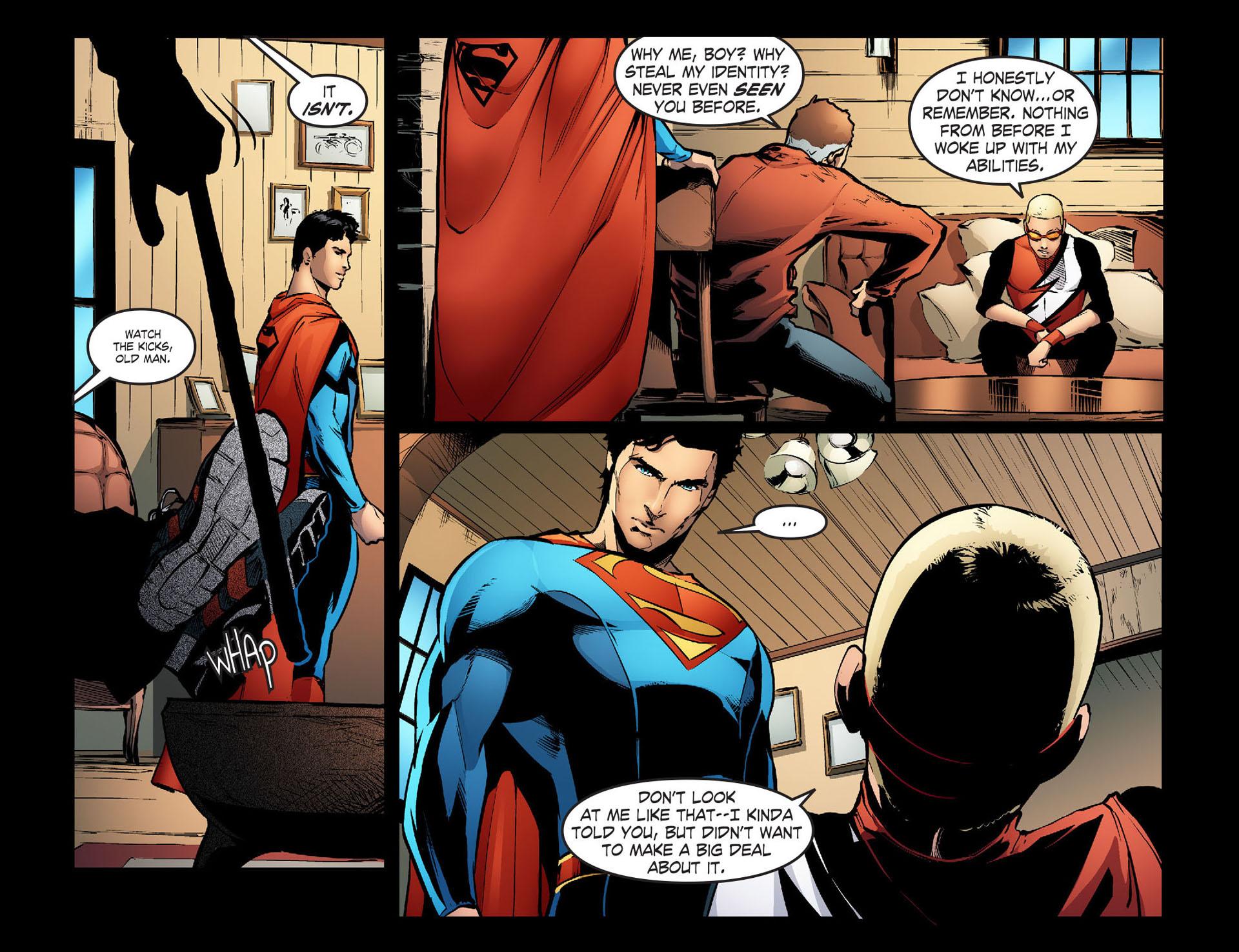 Read online Smallville: Season 11 comic -  Issue #33 - 18