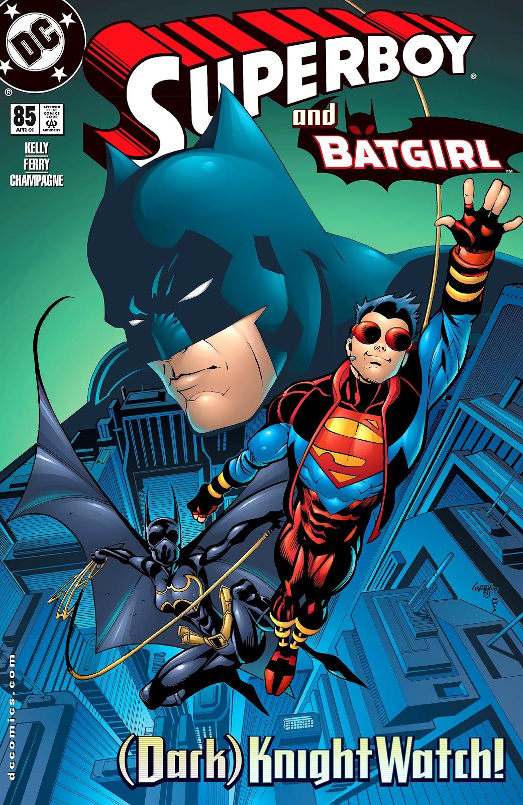 Superboy (1994) 85 Page 1