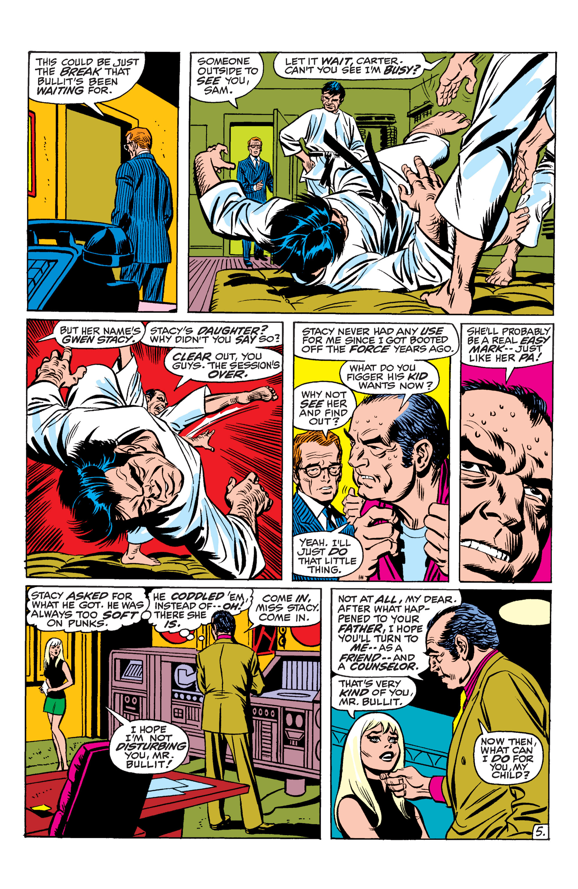 The Amazing Spider-Man (1963) 91 Page 5