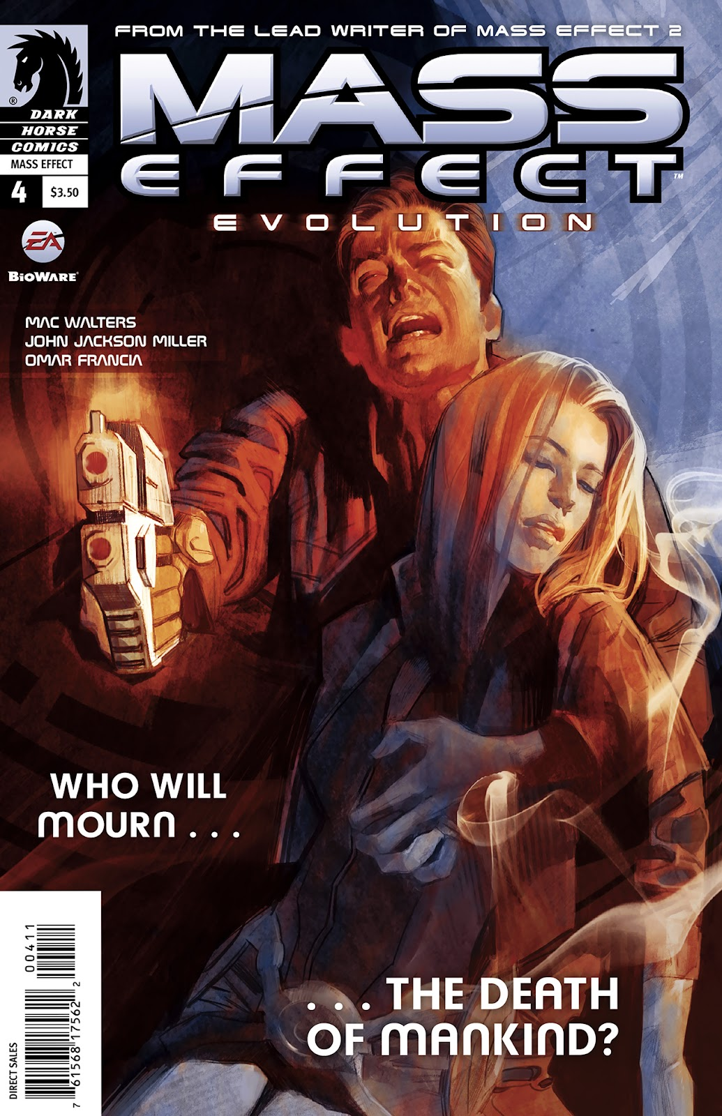 Mass Effect: Evolution issue 4 - Page 1