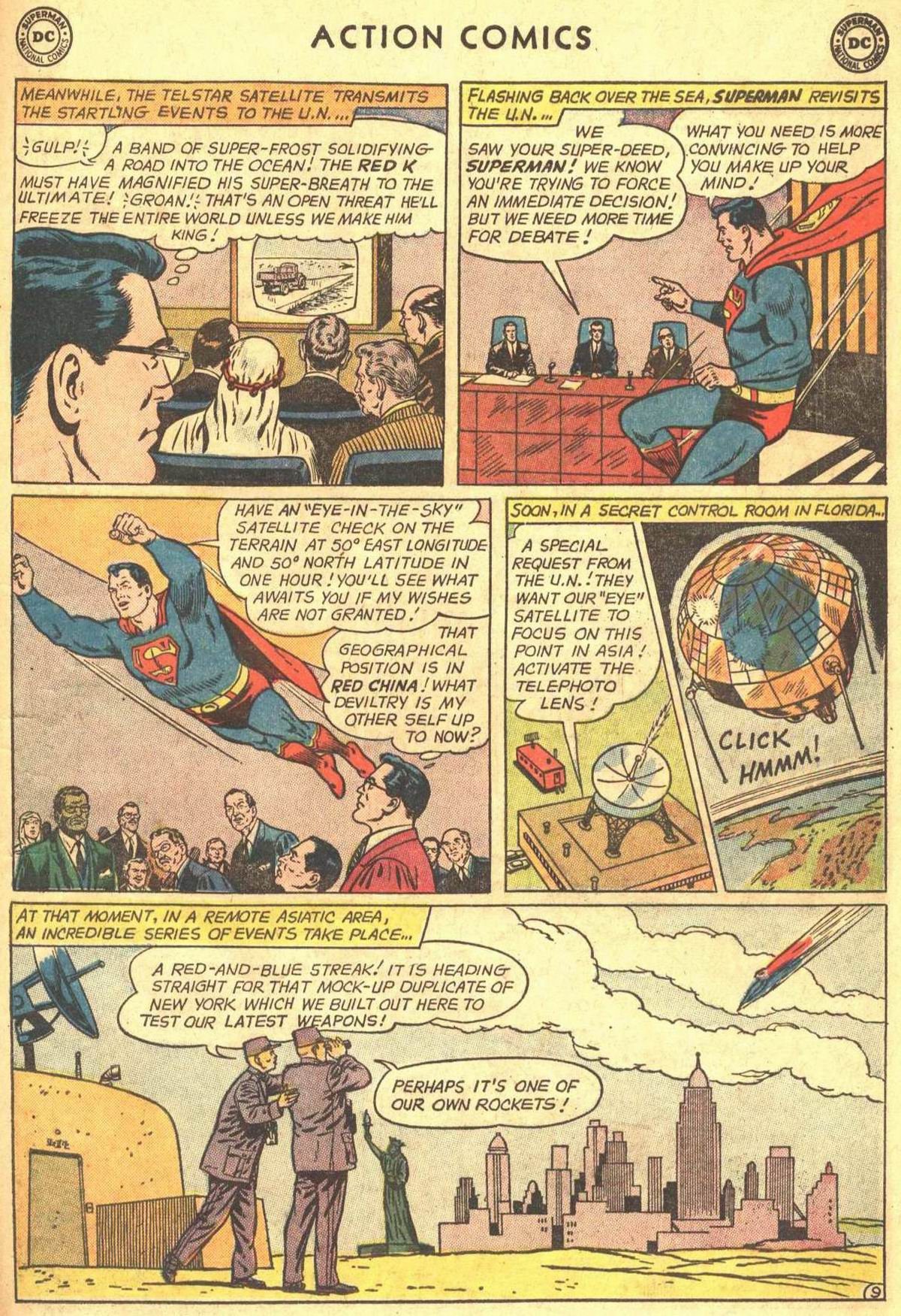 Action Comics (1938) 311 Page 10