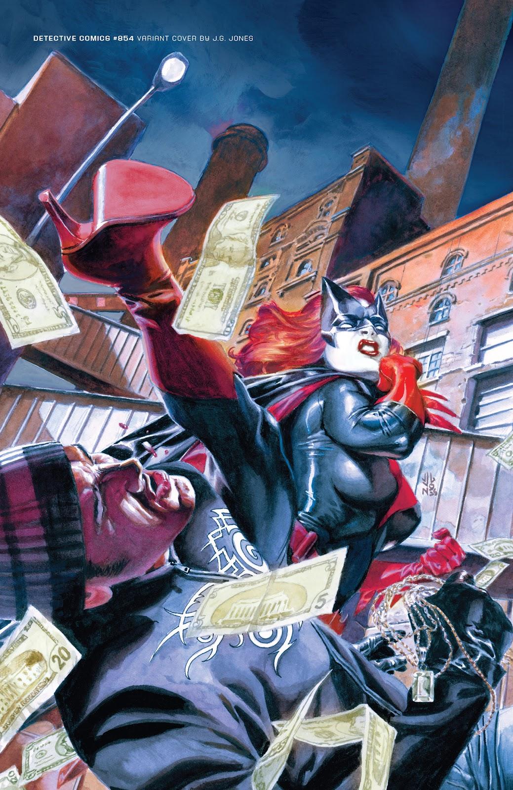 Read online Detective Comics (1937) comic -  Issue # _TPB Batwoman – Elegy (New Edition) (Part 2) - 38