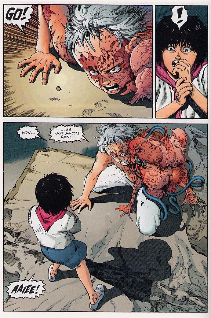 Read online Akira comic -  Issue #31 - 15