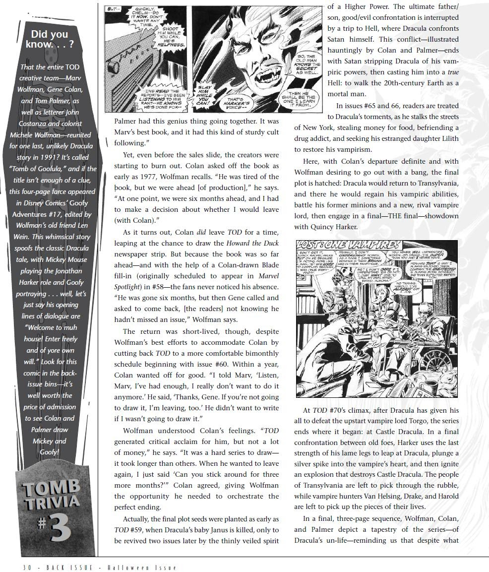 Back Issue issue 6 - Page 31
