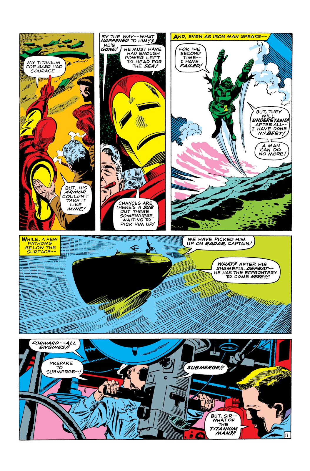 Read online Marvel Masterworks: The Invincible Iron Man comic -  Issue # TPB 3 (Part 5) - 5