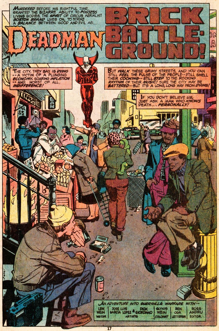 Read online Adventure Comics (1938) comic -  Issue #465 - 18