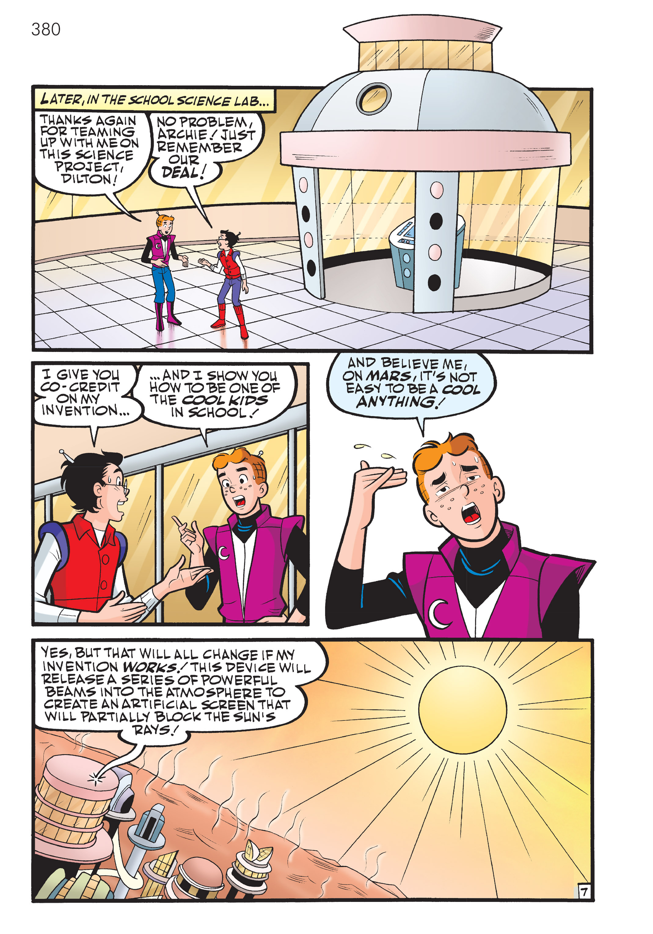 Read online The Best of Archie Comics comic -  Issue # TPB 4 (Part 2) - 170