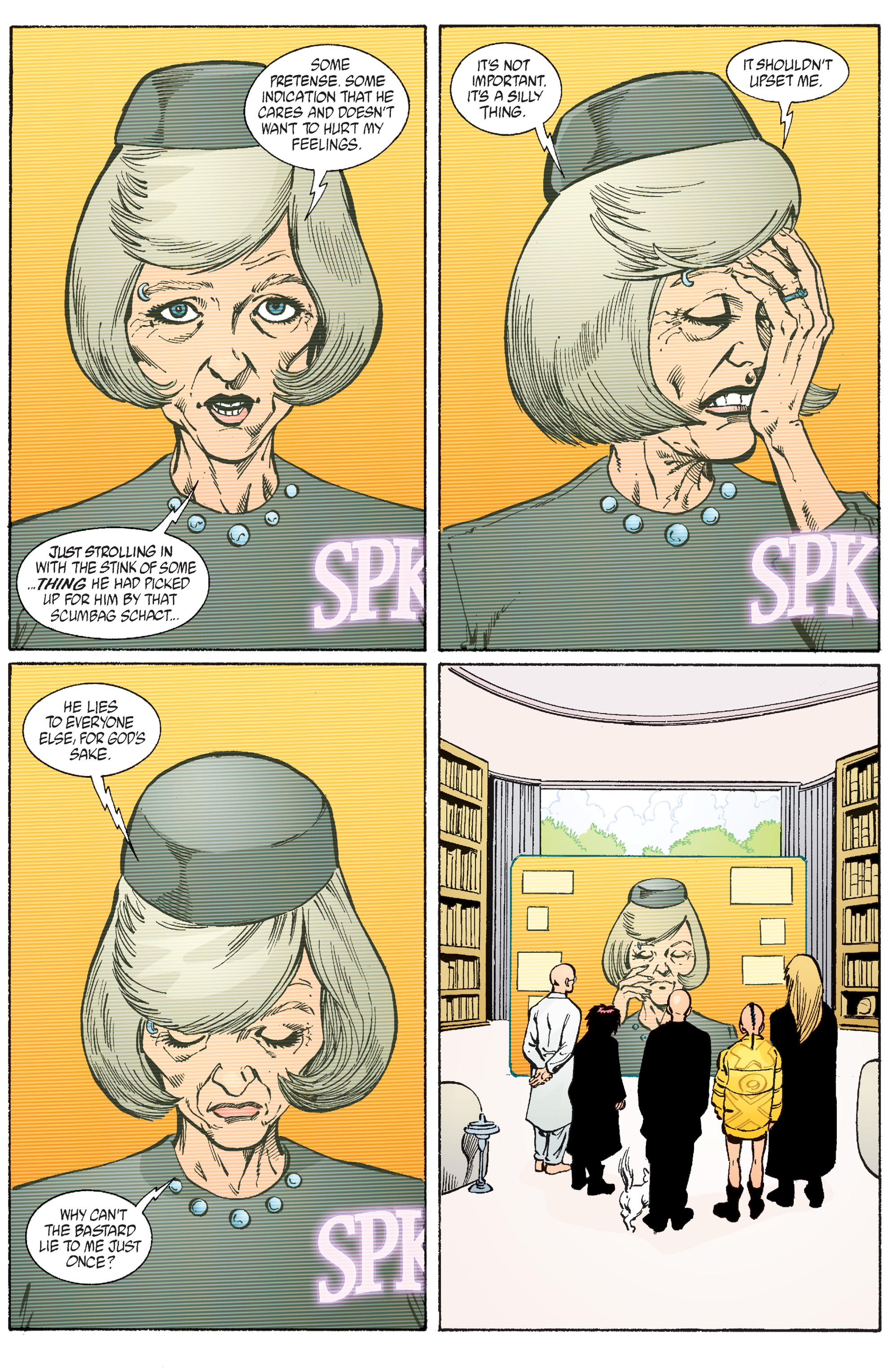 Read online Transmetropolitan comic -  Issue #56 - 9