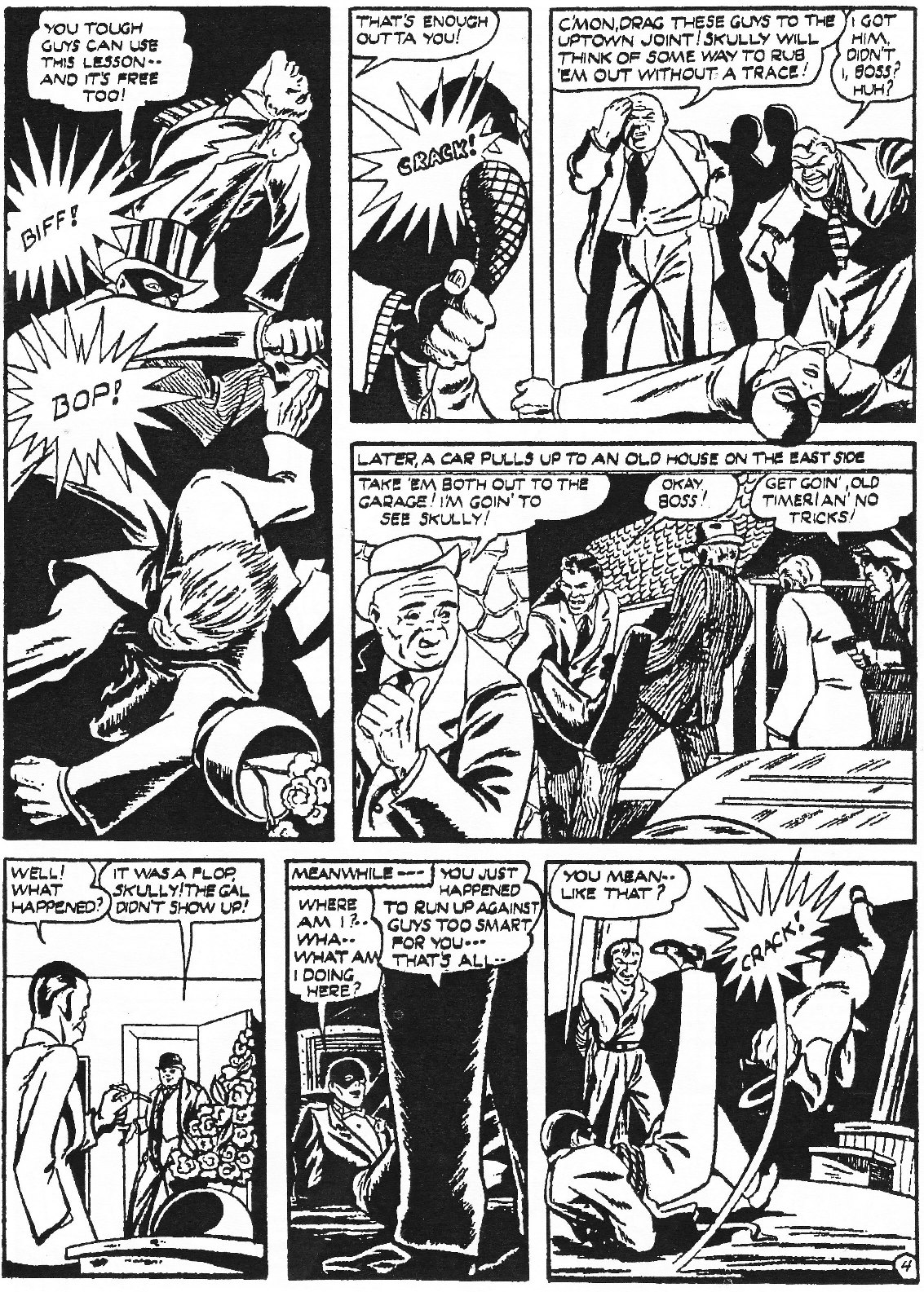 Read online Men of Mystery Comics comic -  Issue #70 - 31