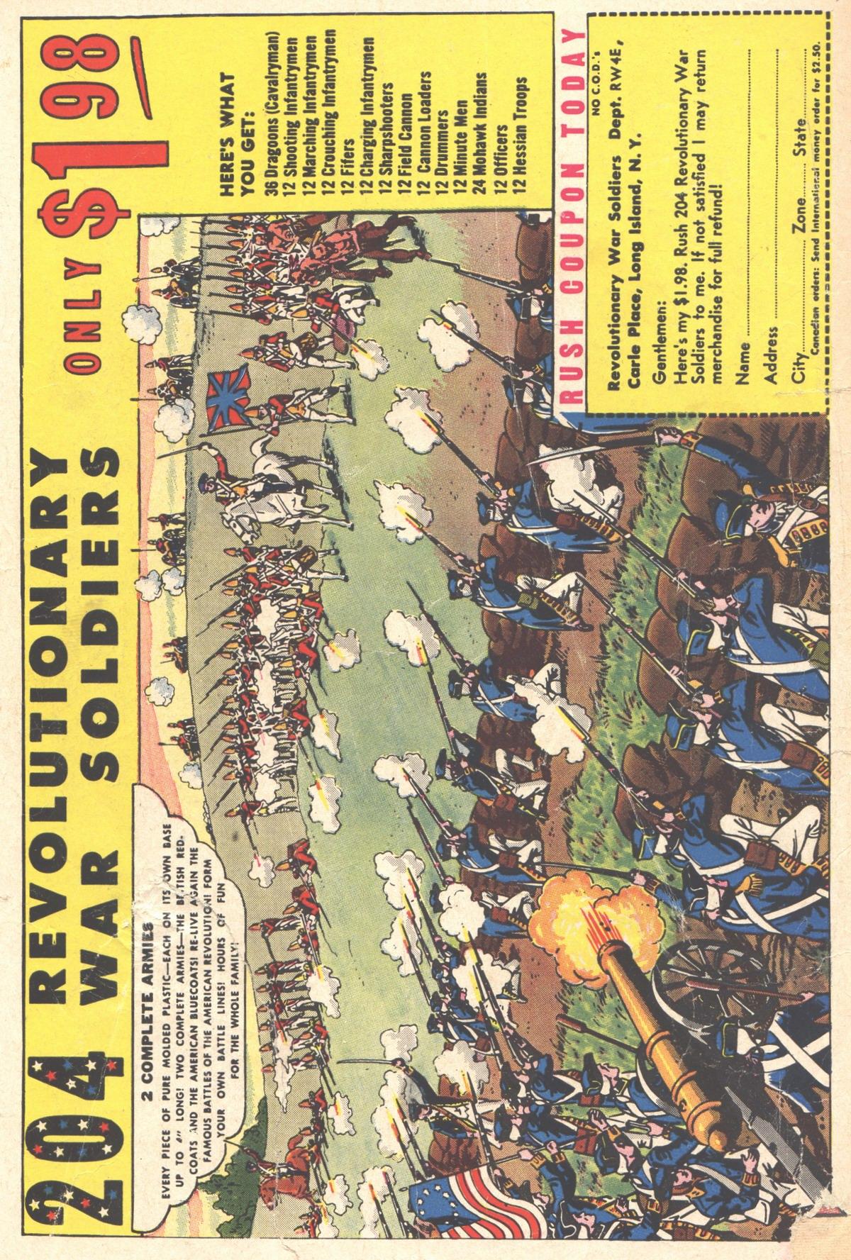 Read online Adventure Comics (1938) comic -  Issue #288 - 36