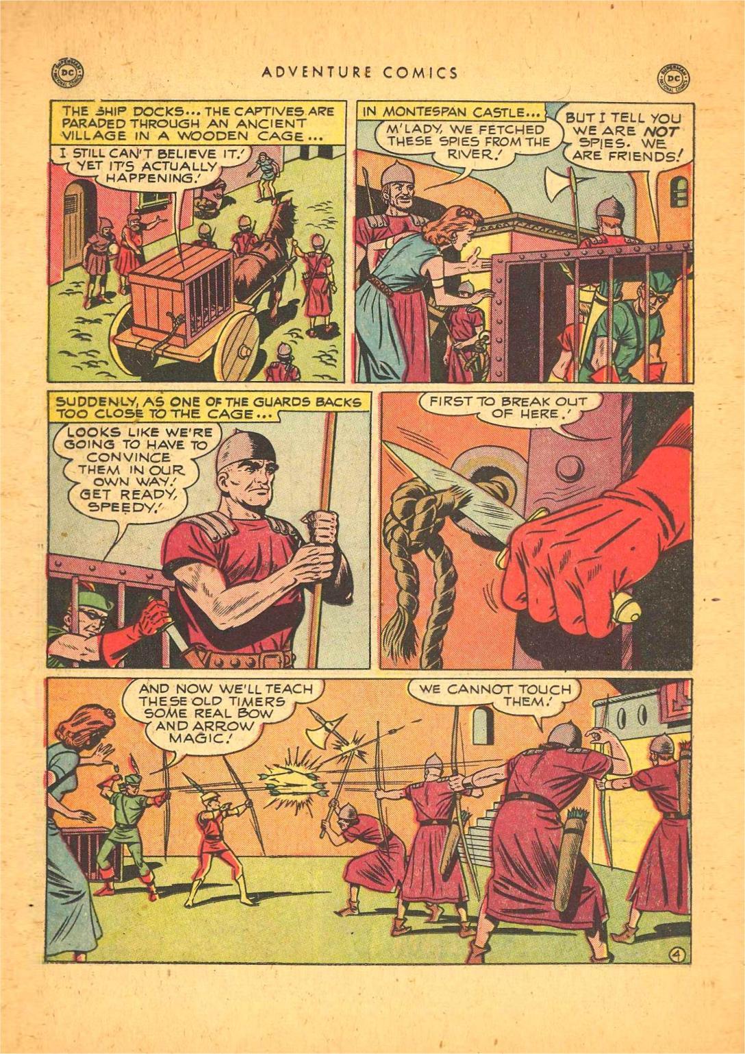 Read online Adventure Comics (1938) comic -  Issue #148 - 26