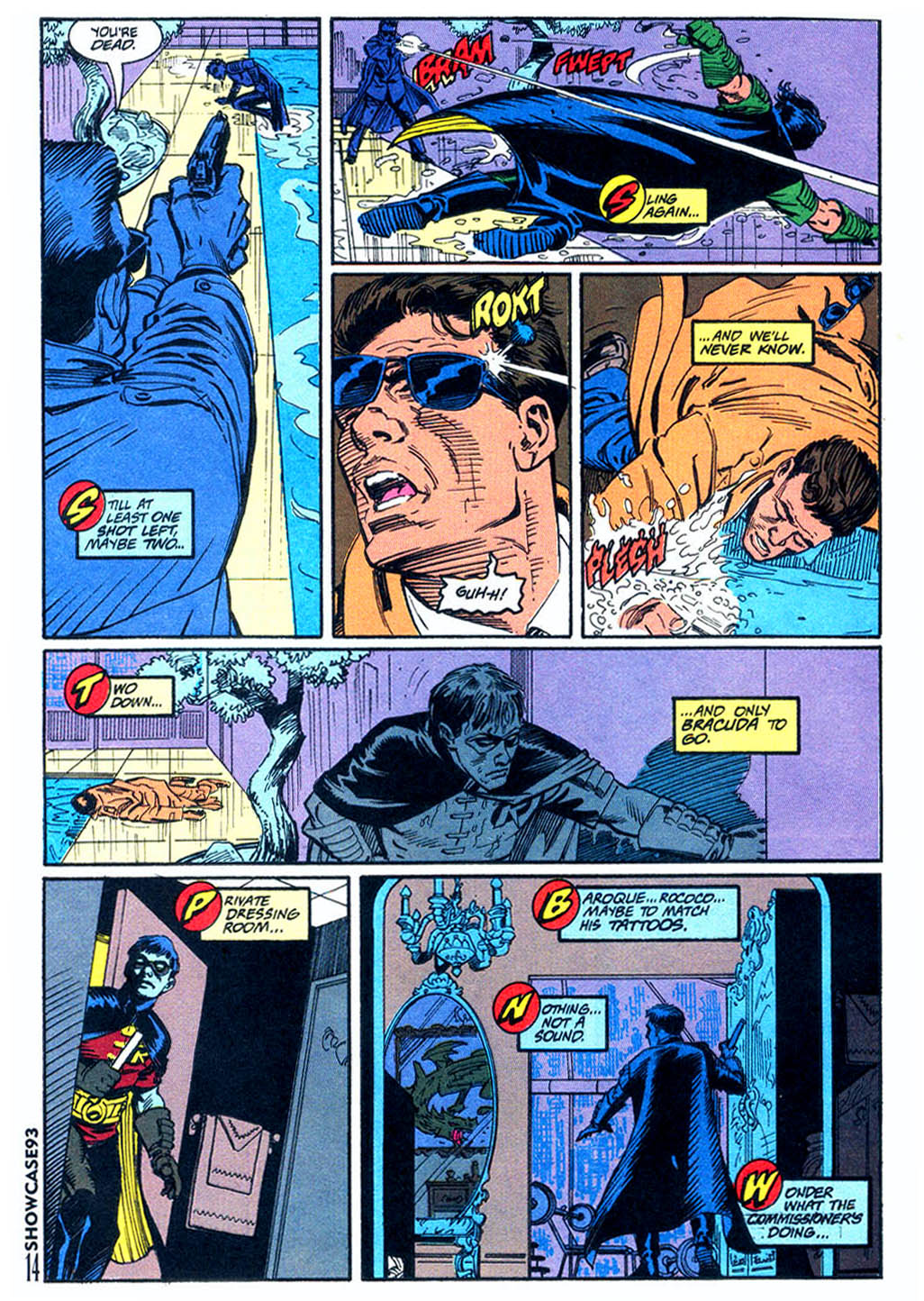 Read online Showcase '93 comic -  Issue #5 - 11