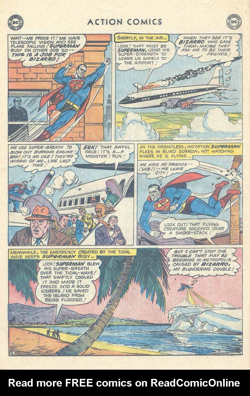 Action Comics (1938) 254 Page 7