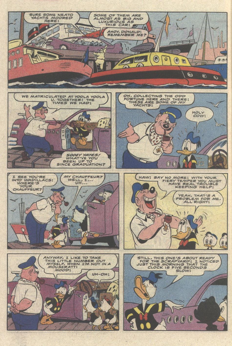 Read online Uncle Scrooge (1953) comic -  Issue #237 - 22