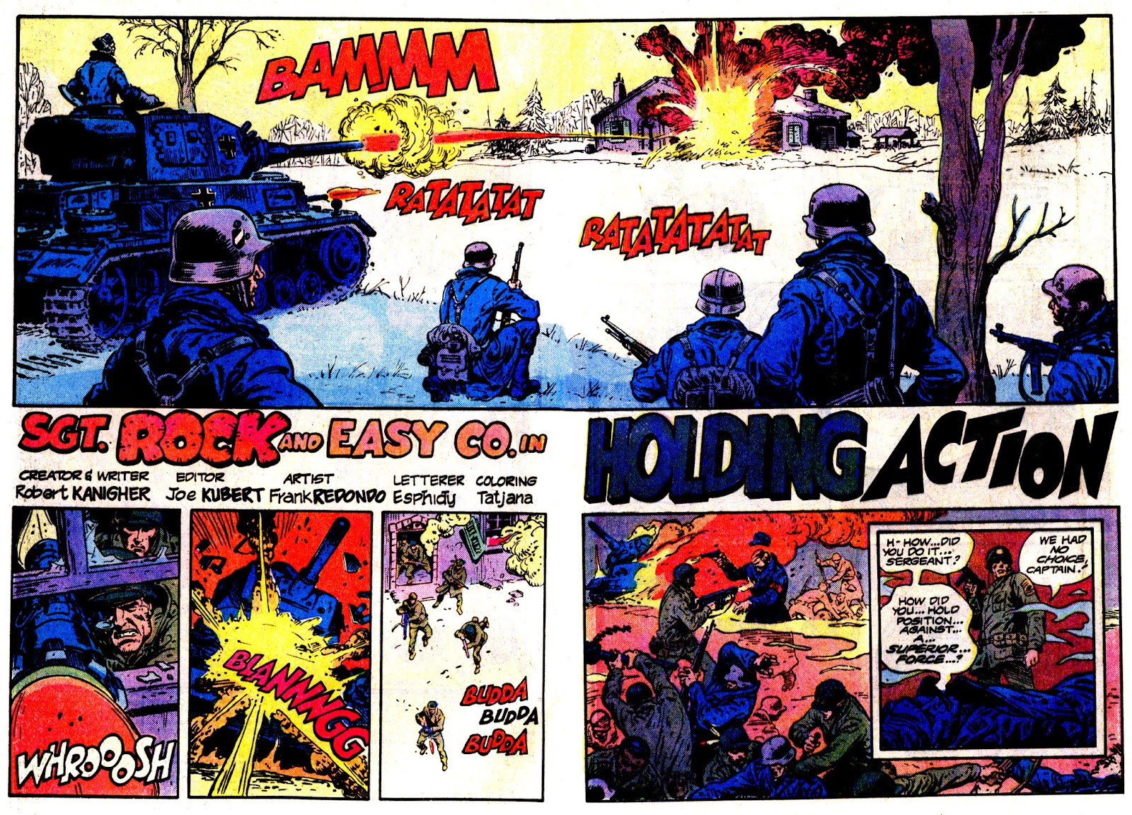 Sgt. Rock issue 360 - Page 3
