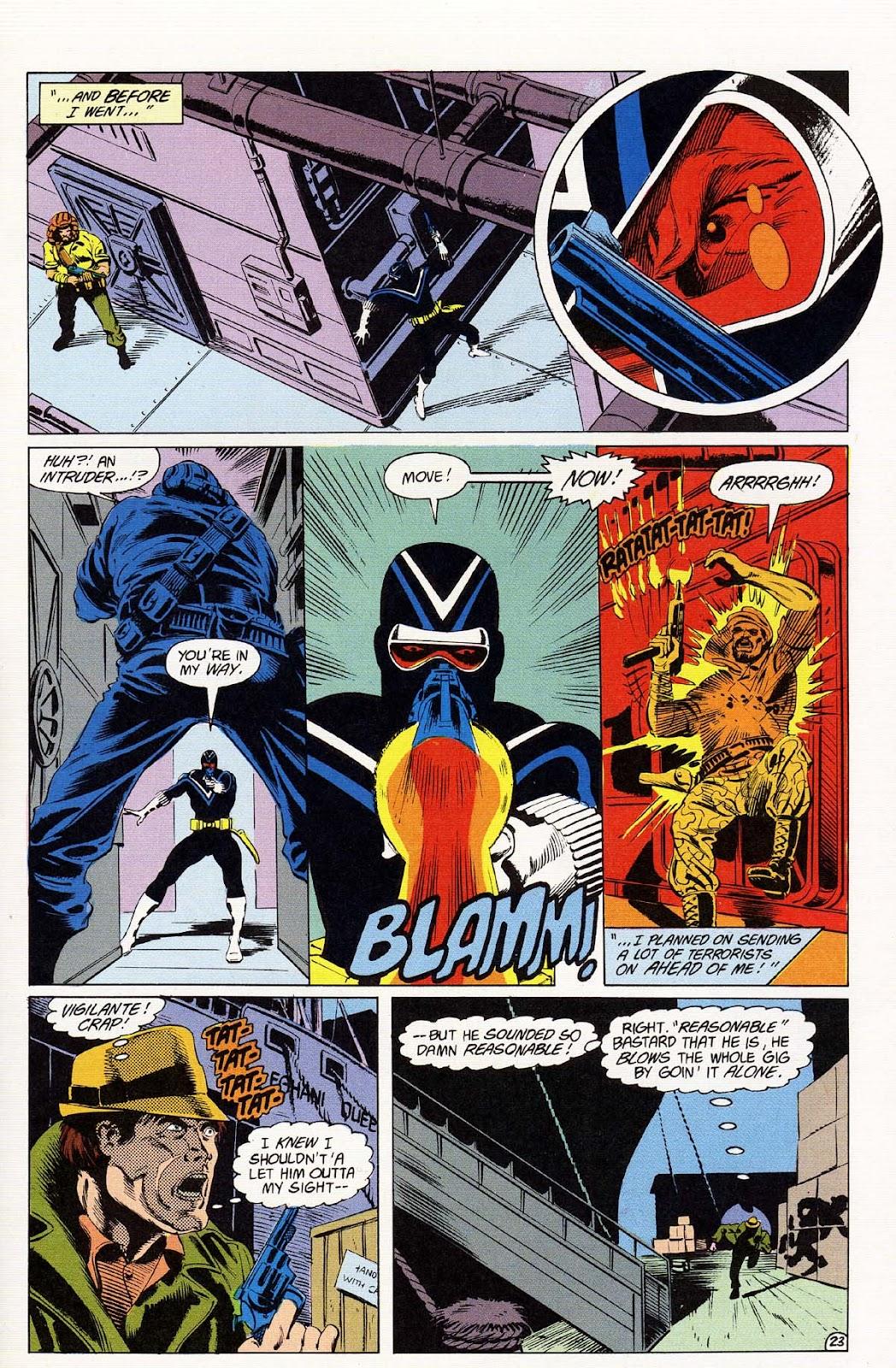 Vigilante (1983) issue 37 - Page 25