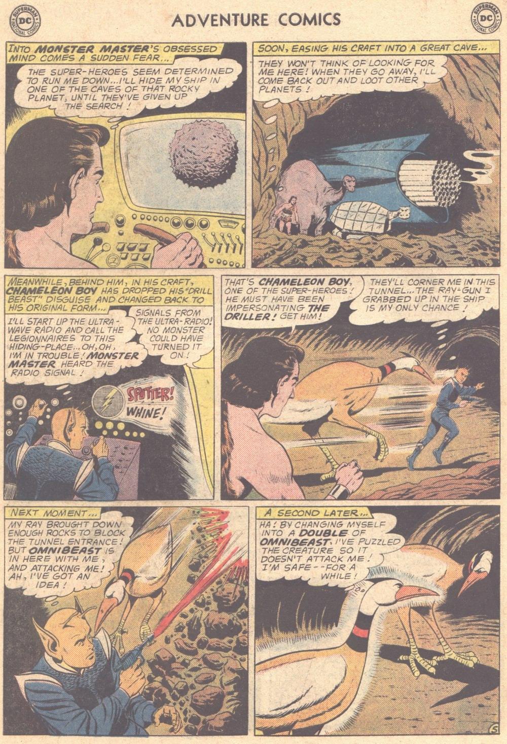 Read online Adventure Comics (1938) comic -  Issue #309 - 17