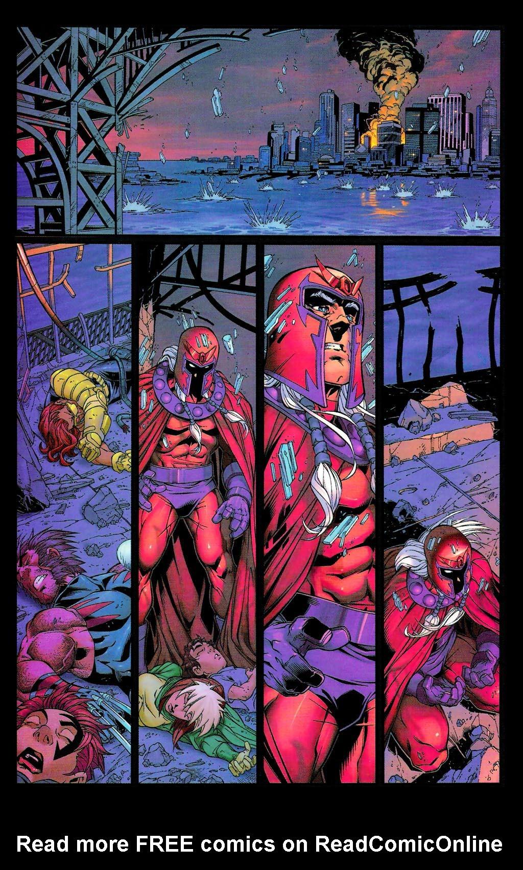 Read online Age of Apocalypse (2005) comic -  Issue #0 - 28